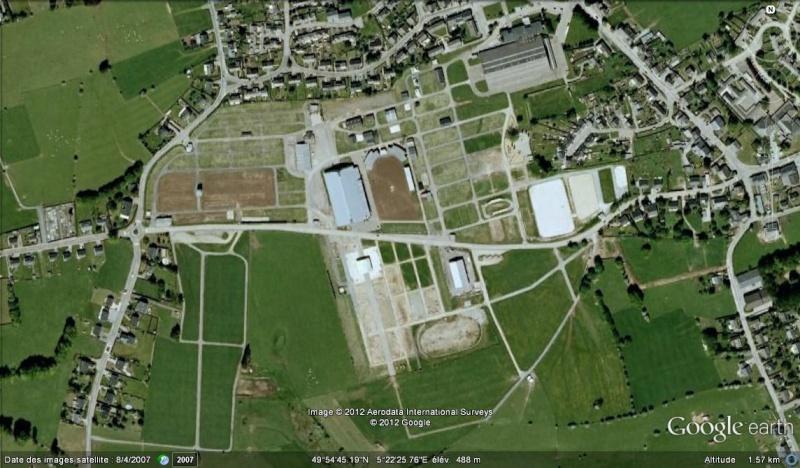 Site de la foire agricole de Libramont (Belgique) Libram11