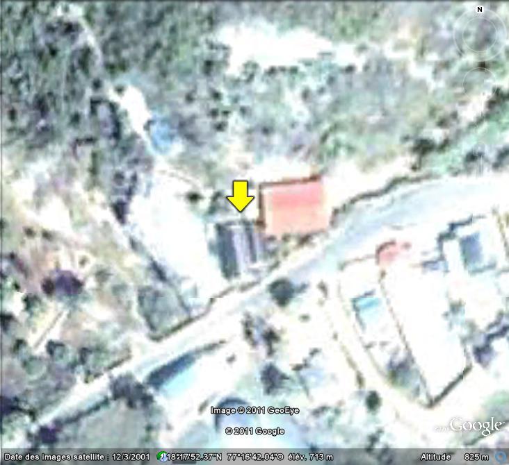"""Maisons natales des """"grandes figures"""" repérées dans Google Earth - Page 5 Maison13"""