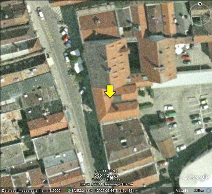"""Maisons natales des """"grandes figures"""" repérées dans Google Earth - Page 5 Maison14"""