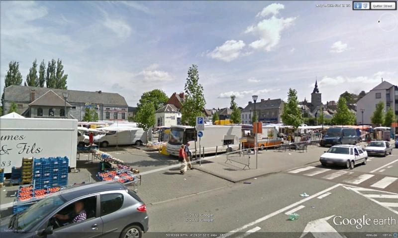 STREET VIEW : les scènes de marchés et brocantes Marcha12