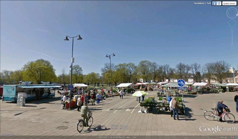 STREET VIEW : les scènes de marchés et brocantes Marcha13