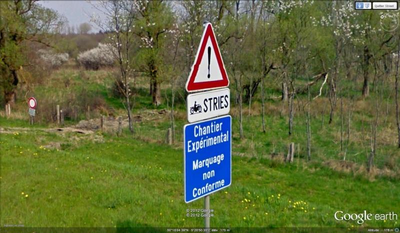 Street View : La Belgique : Pays du surréalisme Marqua12