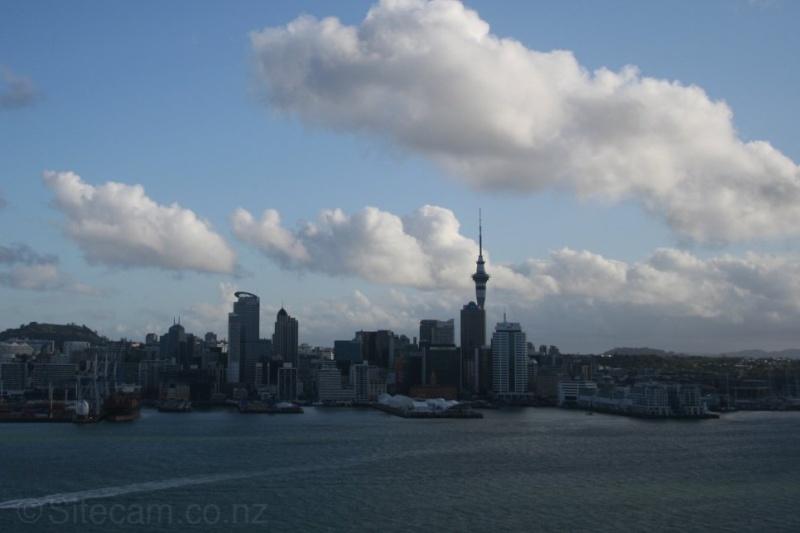 [Nouvelle-Zélande] - Météo à Auckland O1318110