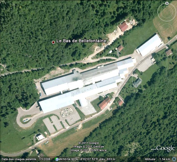 Fabrique de panneaux routier Signaux Girod à Bellefontaine ( France ) Pannea10