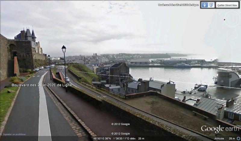 STREET VIEW : Les panoramas Panora20