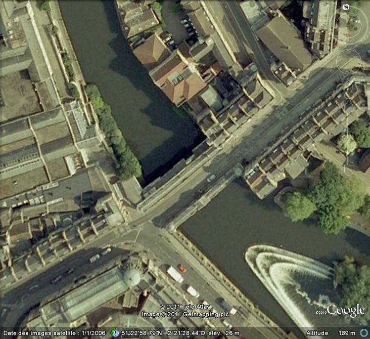 Ponts habités dans le monde  Pont11