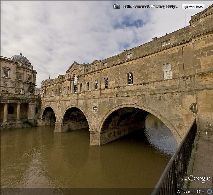Ponts habités dans le monde  Pont_110