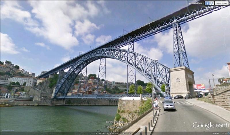 STREET VIEW : les cartes postales de Google Earth - Page 18 Porto10