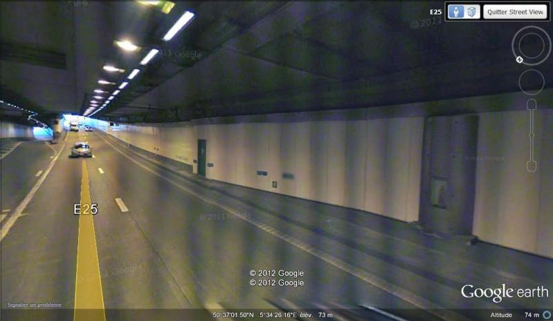 Street View : La Belgique : Pays du surréalisme Saint_13