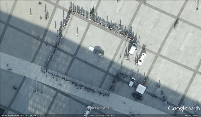 Fêtes, concerts et autres attroupements sur Google Earth  Sectac10