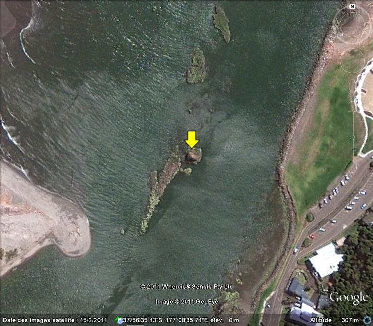 [Nouvelle-Zélande] - Statue de Whakatane Statue13