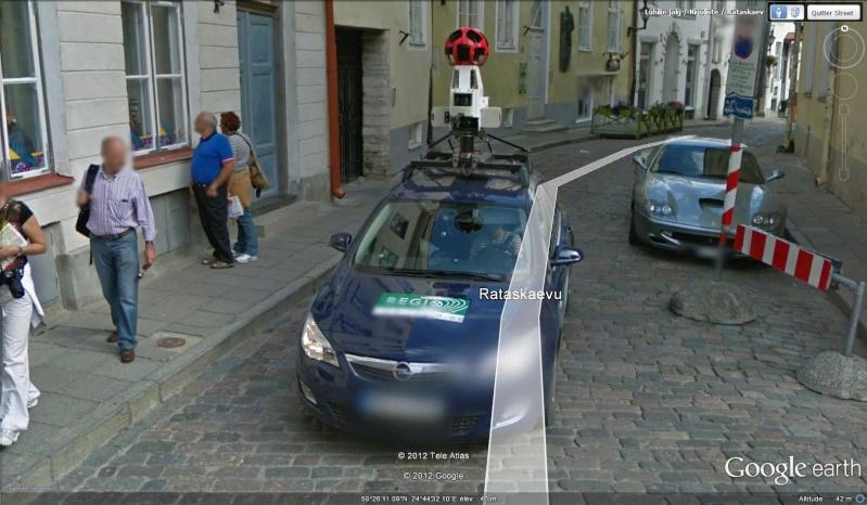 STREET VIEW : la Google car dans tous ses états ! - Page 6 Street11
