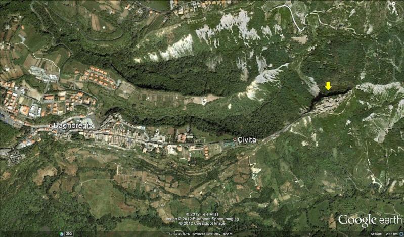 Civita di Bagnoregio - Italie Ville10