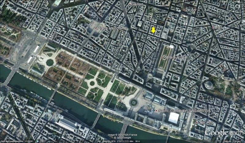 """Maisons natales des """"grandes figures"""" repérées dans Google Earth - Page 6 Violle12"""