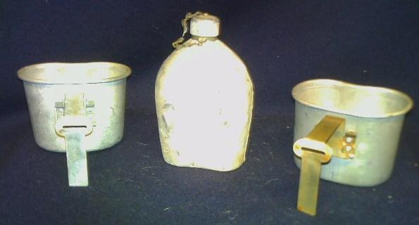 Storage box of WW1 gear. Pict0074