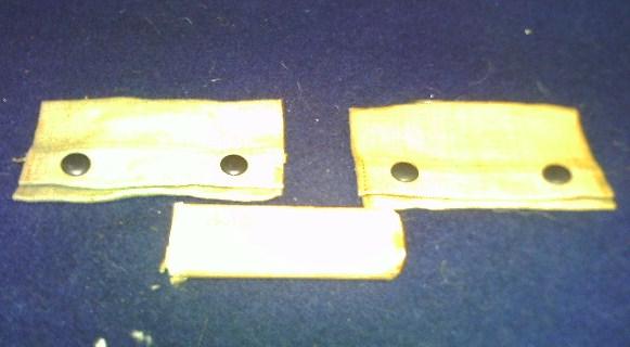 Storage box of WW1 gear. Pict0078