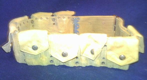 Storage box of WW1 gear. Pict0080