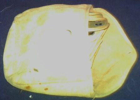 Storage box of WW1 gear. Pict0101