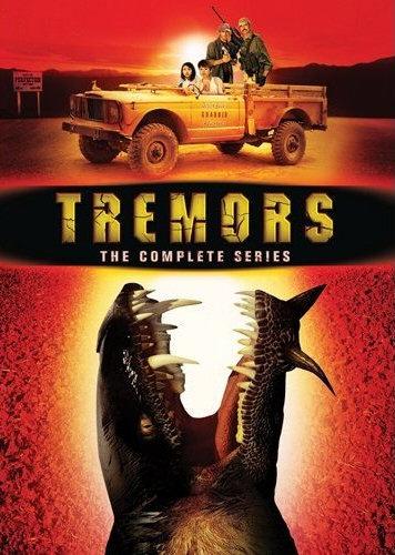 Tremors (2003, Serie TV) Dvd_co10