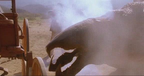 Tremors 4 : The Legend Begins (2004, S.S. Wilson) Tremor13