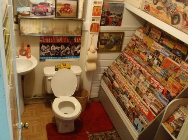 les toilettes a nico Wc-bd10
