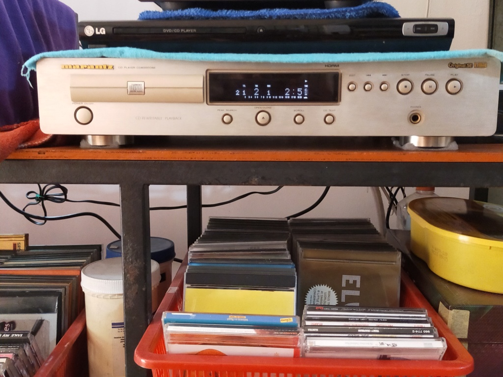 Marantz cd6000se (Sold) Img20138