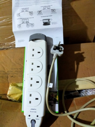 Power Surge protector (used)⁷ Img20232