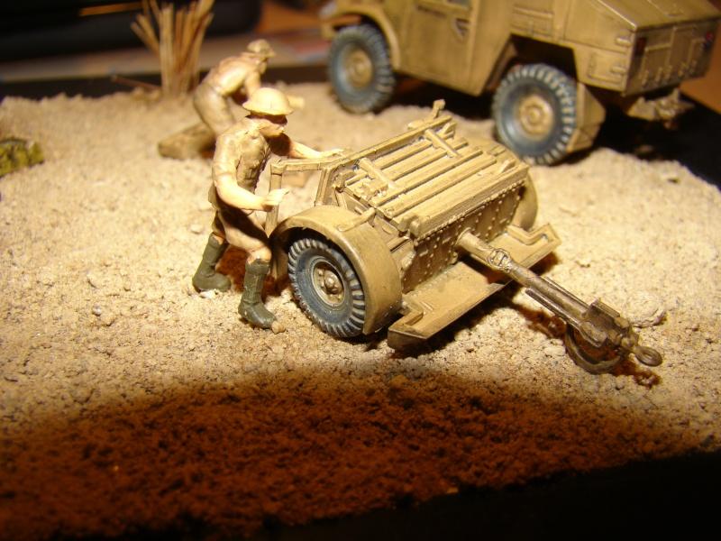 Morris quad tractor with 25 pdr. gun (nouvelles images !) Dsc09327