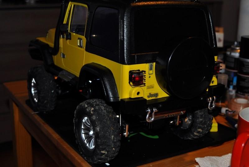 [TAMIYA CC01] Restauration d'une Jeep Wrangler YJ + Modifs châssis  - Page 2 Arriar13