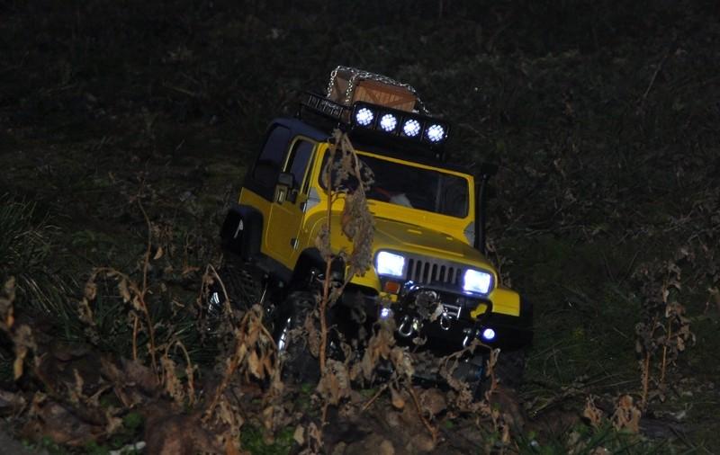 [TAMIYA CC01] Restauration d'une Jeep Wrangler YJ + Modifs châssis  - Page 2 Ballad10