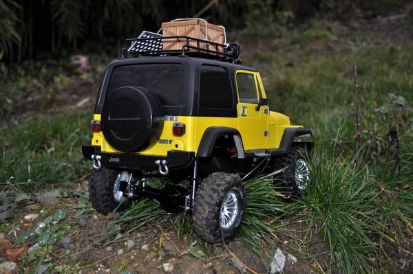 [TAMIYA CC01] Restauration d'une Jeep Wrangler YJ + Modifs châssis  - Page 2 Dsc_1020