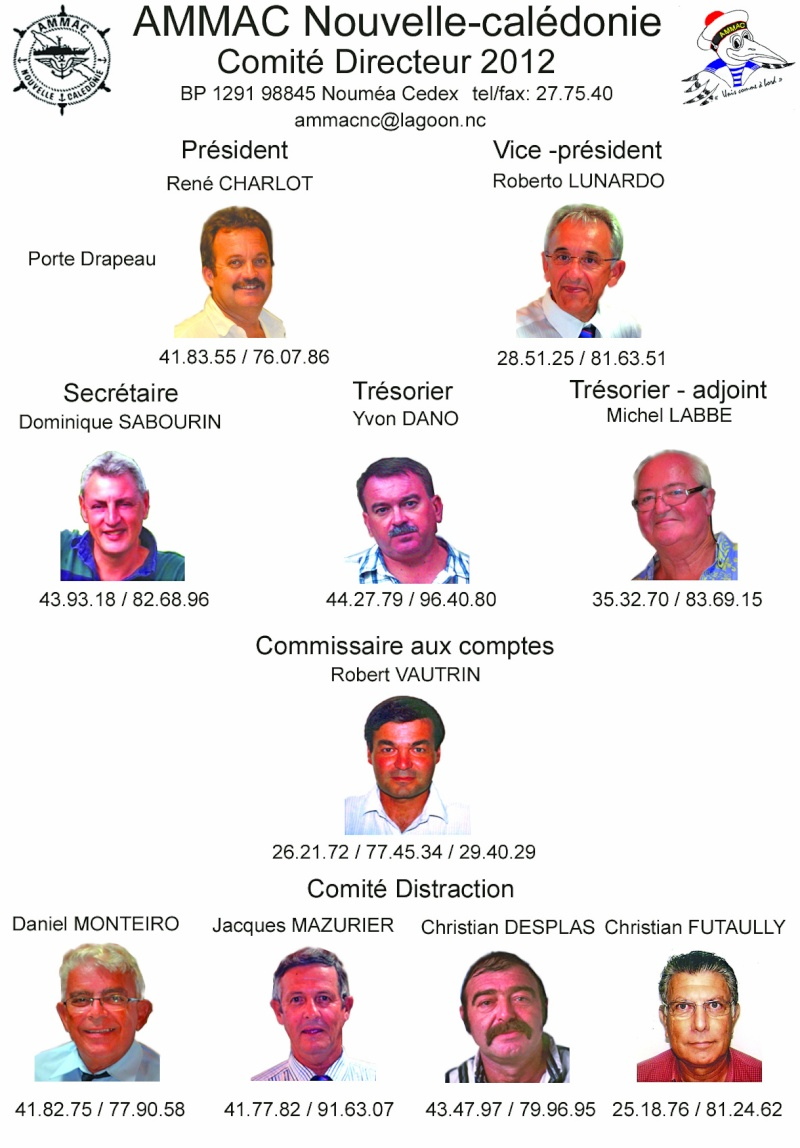 [ Associations anciens Marins ] AMMAC Nouvelle Calédonie Trobin10