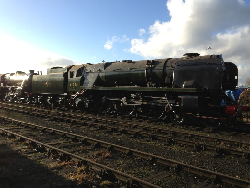34046 (Braunton) on the Mainline Img_0510
