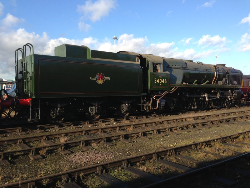 34046 (Braunton) on the Mainline Img_0511