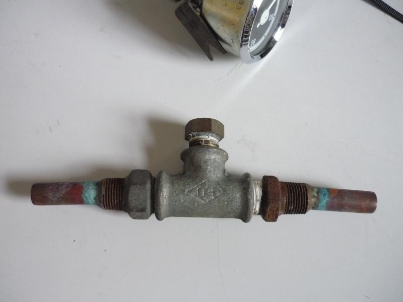 température moteur P1/P2 P1070112