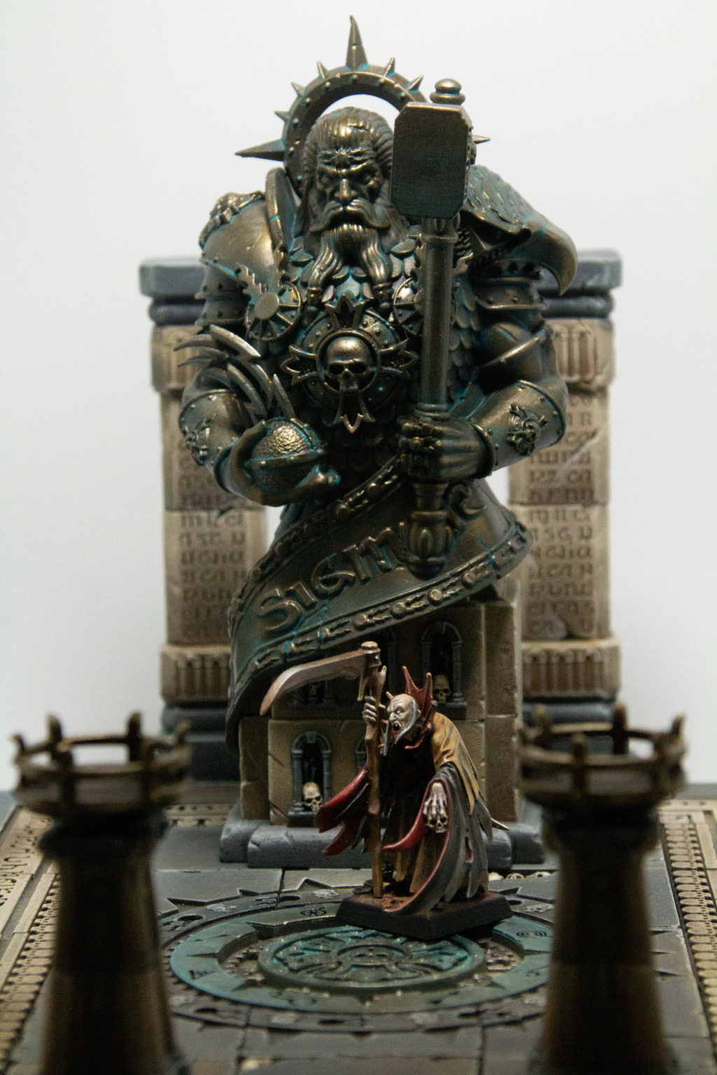 Hellspawn's vision of Mordheim... in another city. - Page 5 00312