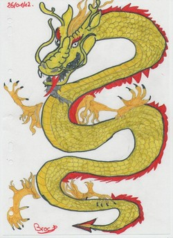 Dragon chinois Photo_65