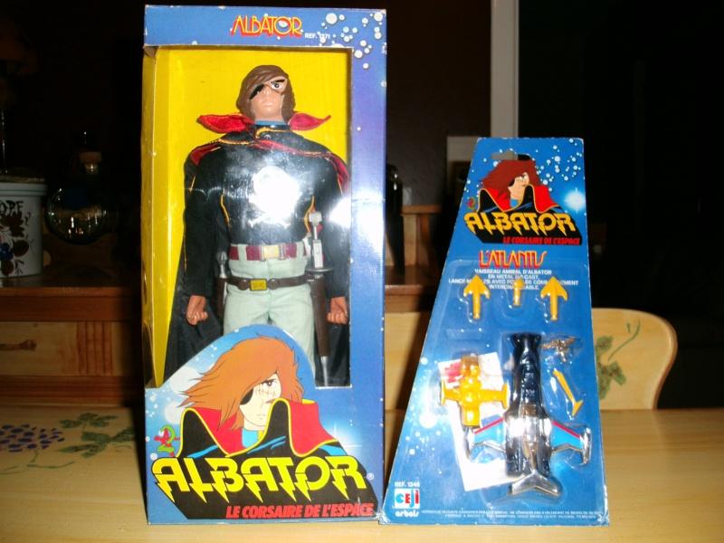 La collection de Shogun Warriors Albato10