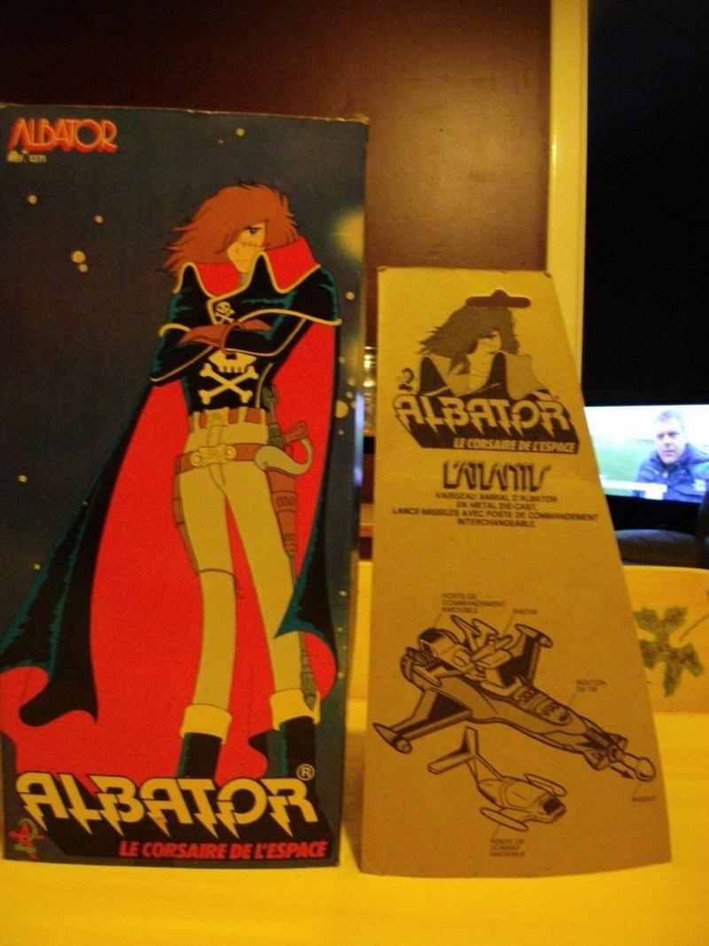 La collection de Shogun Warriors Albato11