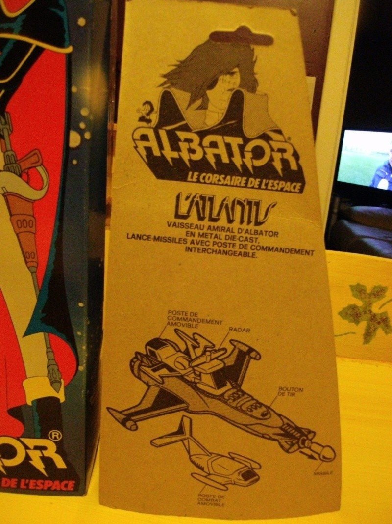 La collection de Shogun Warriors Albato17