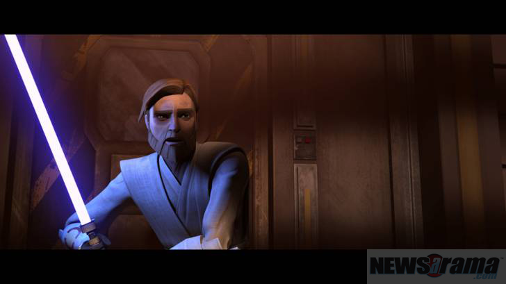 STAR WARS THE CLONE WARS - NEWS - NOUVELLE SAISON - DVD [2] - Page 23 Obi-wa10