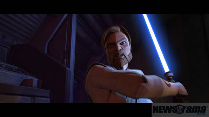 STAR WARS THE CLONE WARS - NEWS - NOUVELLE SAISON - DVD [2] - Page 23 Obi-wa11