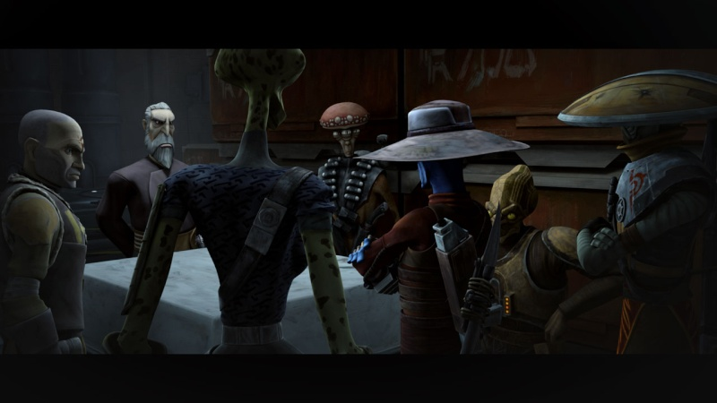 STAR WARS THE CLONE WARS - NEWS - NOUVELLE SAISON - DVD [2] - Page 20 Previe17