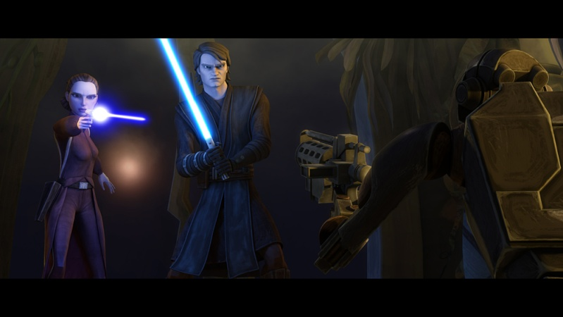 STAR WARS THE CLONE WARS - NEWS - NOUVELLE SAISON - DVD [2] - Page 2 Star-w16