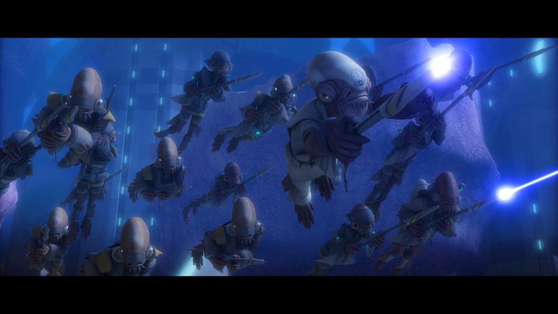 STAR WARS THE CLONE WARS - NEWS - NOUVELLE SAISON - DVD [2] Twcsea11