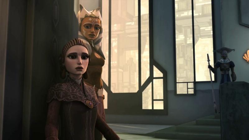 Screenshot de Clone en regardant Star Wars Clone Wars Vlcsn101