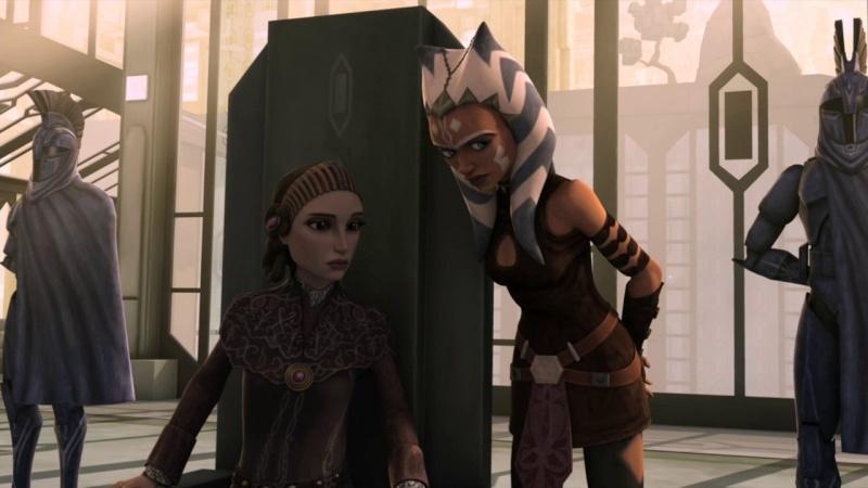 Screenshot de Clone en regardant Star Wars Clone Wars Vlcsn105