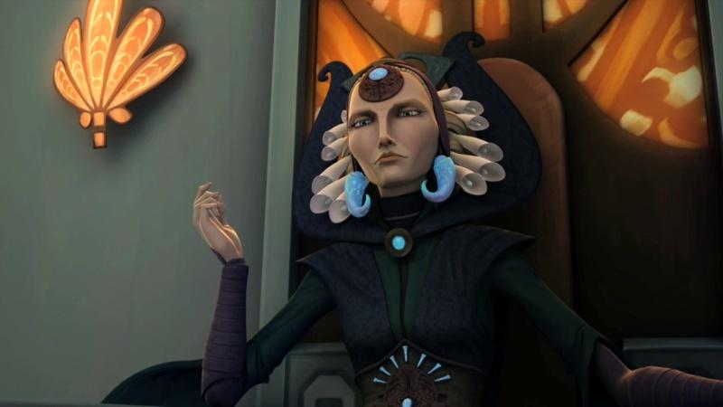 Screenshot de Clone en regardant Star Wars Clone Wars Vlcsn106