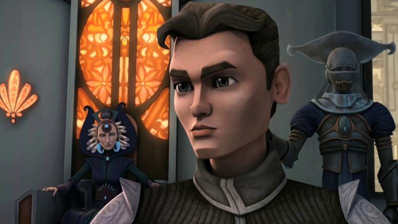 Screenshot de Clone en regardant Star Wars Clone Wars Vlcsn107