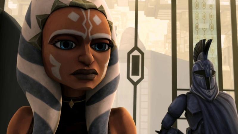 Screenshot de Clone en regardant Star Wars Clone Wars Vlcsn109